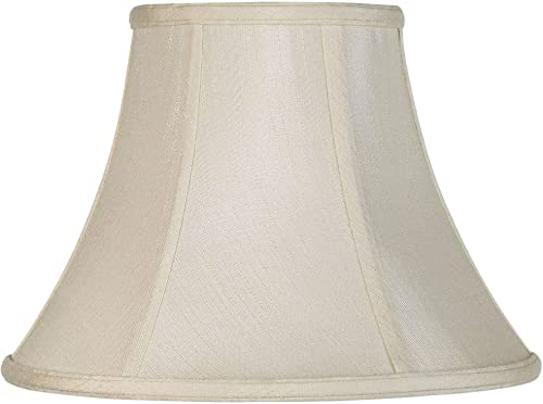 Imperial Collection8482 Creme Bell Lamp Shade 6x12x9 Spider – Imperial Shade