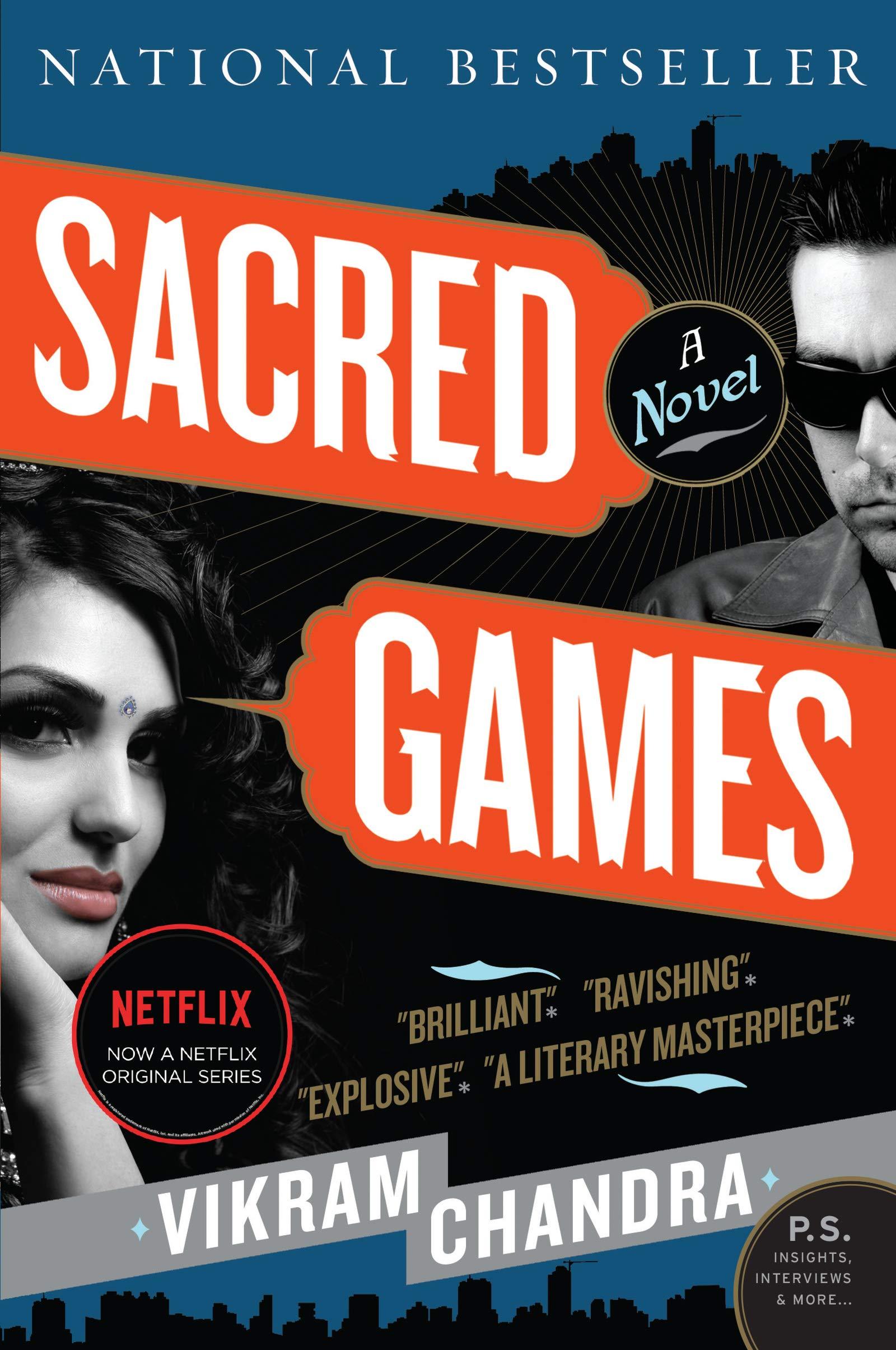 Amazon com: Sacred Games: A Novel (P S ) (9780061130366): Vikram