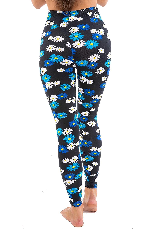 Amazon.com: Susan 18 Leggings de talle alto para mujer ...