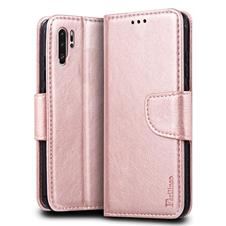 huawei p30 pro coque portefeuille