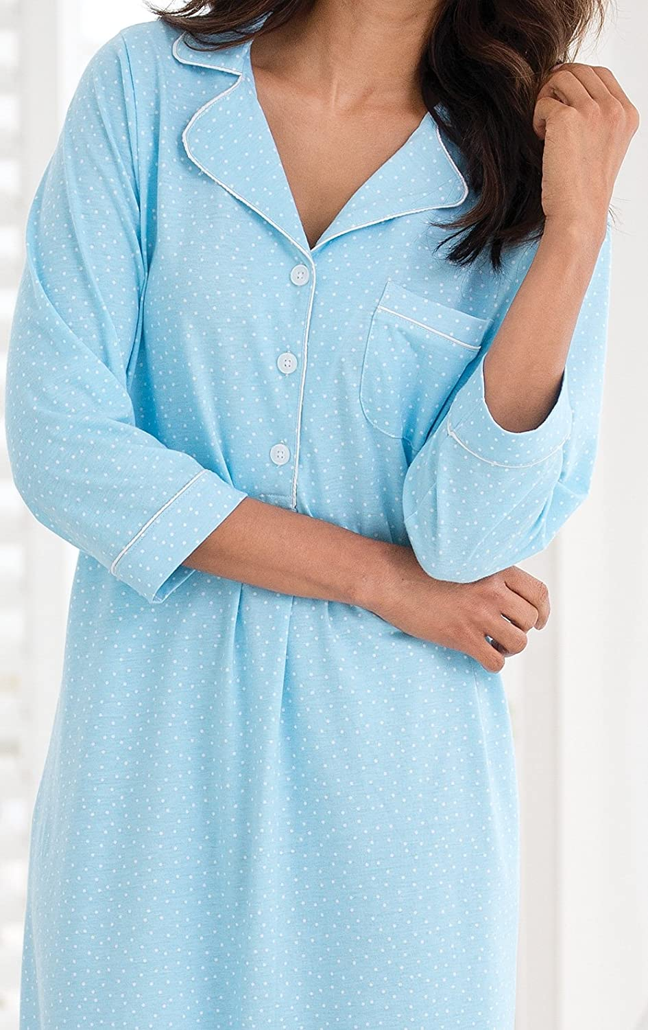 Long Nightgowns for Women PajamaGram Womens Nightgown So Soft