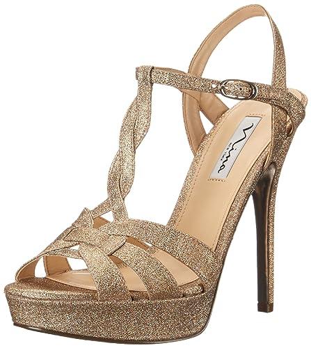 bc1356b859c Nina Women s Marzia YF Platform Sandal