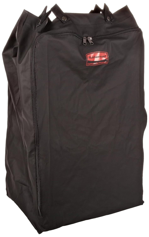 Rubbermaid Commercial Laundry Bag, Black, FG635000BLA