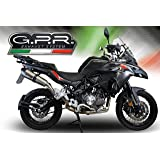 ESCAPE GPR EXHAUST SYSTEMS BE.16.GPAN.TO BENELLI TRK 502 X 2017/18 ESCAPE…