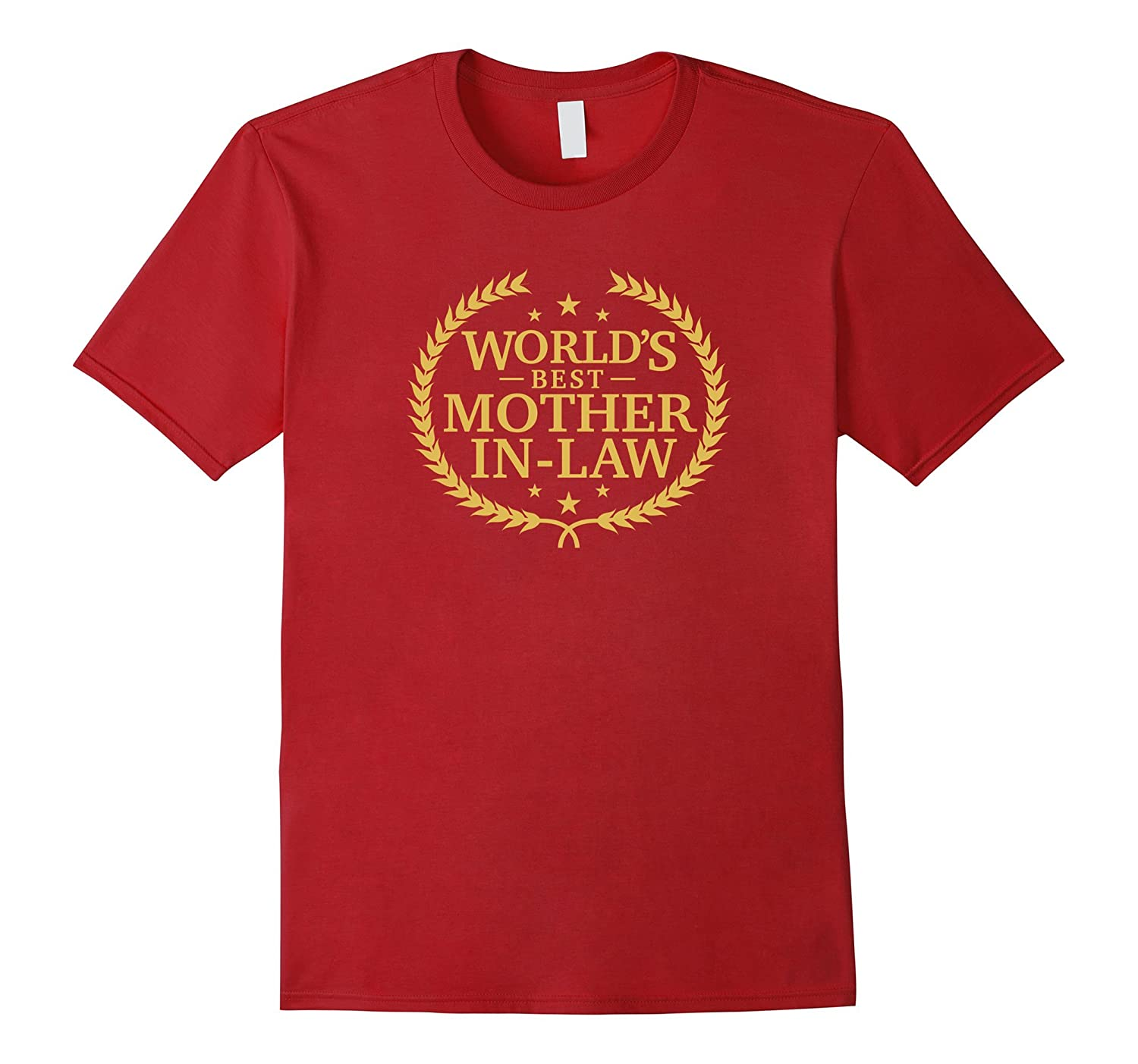 World's Best Mother in Law T Shirt – Greatest Ever Award Tee