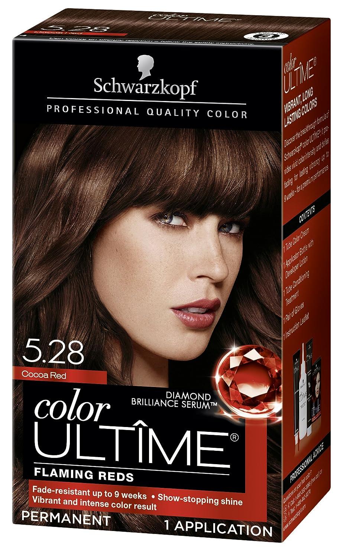 Amazon Schwarzkopf Color Ultime Hair Color Cream 528 Cocoa
