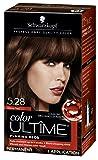 Schwarzkopf Color Ultime Hair Color Cream, 5.28