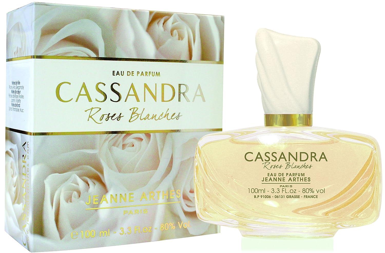 2017 Arthes New Blanches Jeanne Cassandra Parfum De 100 Roses Eau Ml 9IEWDHe2Y