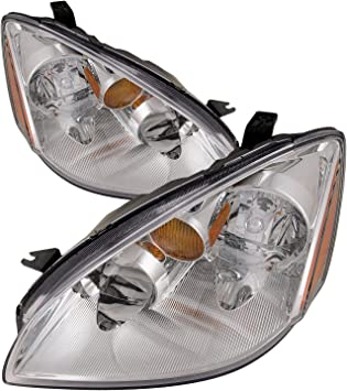 NEW RIGHT HALOGEN HEAD LAMP ASSEMBLY FITS 2002-2004 NISSAN ALTIMA NI2503142
