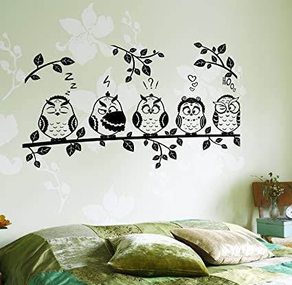 Best Peel & Stick Nursery Animal LARGE Wall Decals. Easy WAY to Remove.  Removable Art Sticker Decal for Kids Baby Rooms. Premium, Eco-friendly,  Bsci ...