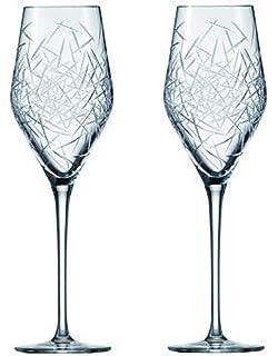33.8 x 22.8 x 24 cm 6-Einheiten Glas Zwiesel 1872 Wine Classics 6-teiliges Chardonnay Set Wei/ßweinglas transparent