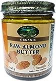 New World Foods Almond Butter, Raw Organic 250g