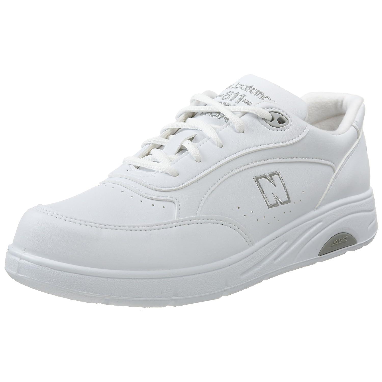 New Balance Men's MW811 Walking Shoe 11 EE|White