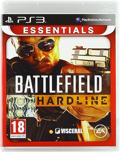 PS3 BATTLEFIELD HARDLINE ESSENTIAL: Amazon.es: Videojuegos