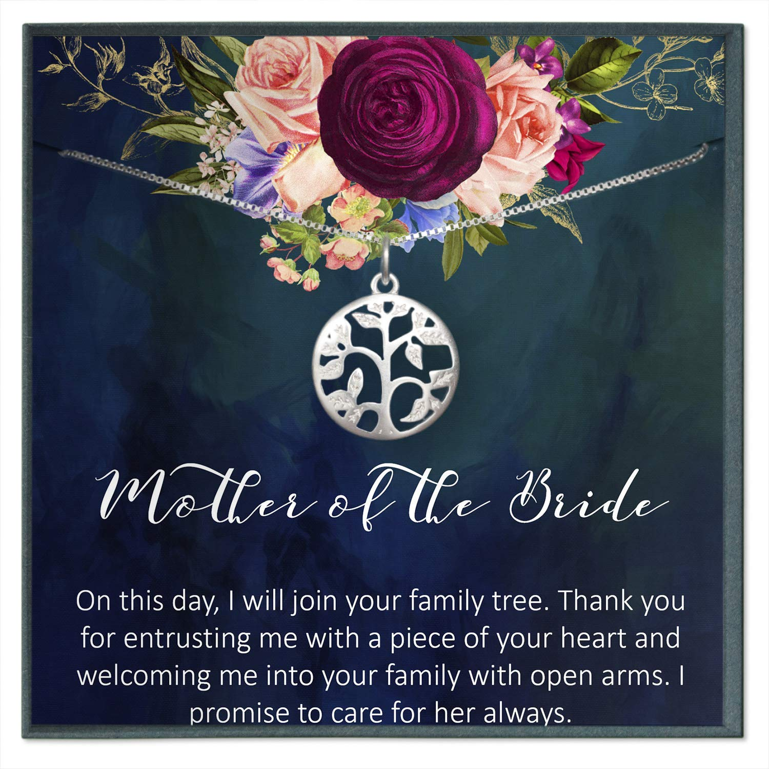 mother of the bride gift from daughter \u2022 mother of the groom gift  \u2022 wedding gift for mom \u2022