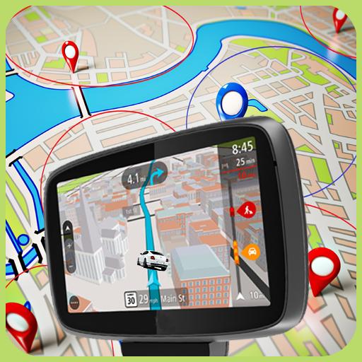 Gps Route Map Gps navigation maps route finder location tracker: Amazon.com.au