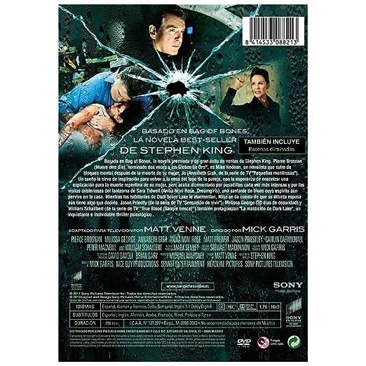 La Maldición De Dark Lake [DVD]: Amazon.es: Pierce Brosnan, Melissa George, Annabeth Gish, Anika Noni Rose, Matt Frewer, Jason Priestley, Mick Garris, ...