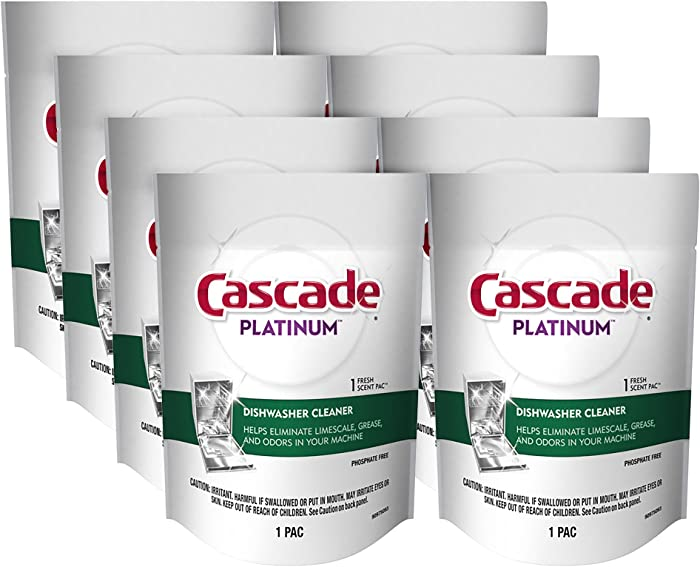 Top 10 Cascade Professional Dishwasher Detergent