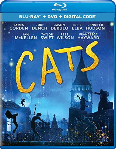 Cats 2019 BluRay 400MB 480p Full English Movie Download