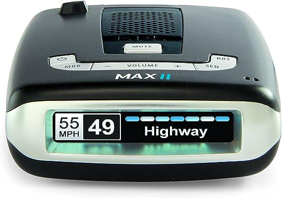 ESCORT MAX II - Radar Laser Detector