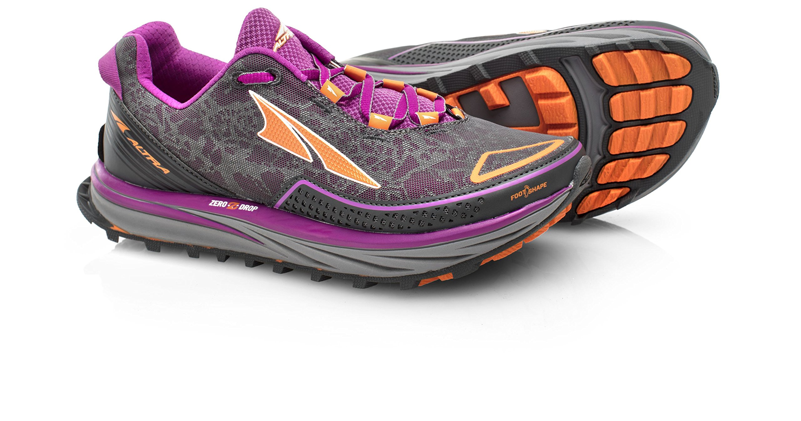 Altra Timp Trail Running Shoes - Women's Orchid 9.5 by Altra
