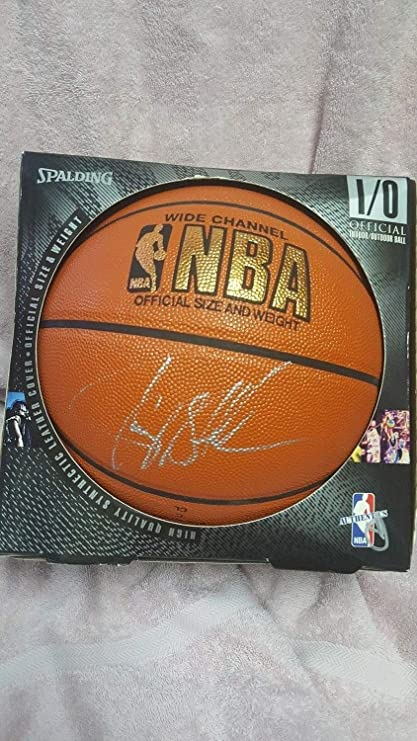 8fcb9ffd6bb Jerry Stackhouse Autographed Signed Spalding Basketball Memorabilia ...