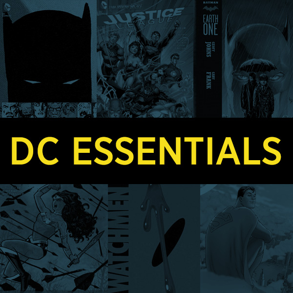 DC Comics Essentials (Issues) (3 Book Series)