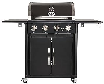 Enders Gasgrill Fachhändler : Outdoorchef canberra 4g schwarz bbq gasgrill grillstation 4 brenner