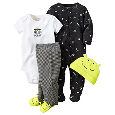 Carter's Baby Boys' 4 Pc Sets 126g354