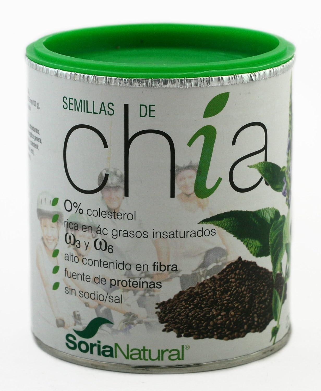 CHIA SEMILLAS BOTE 250 GR: Amazon.es: Salud y cuidado personal