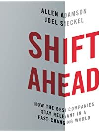 Amazon strategy competition books shift ahead how the best companies stay relevant in a fast changing world fandeluxe Image collections
