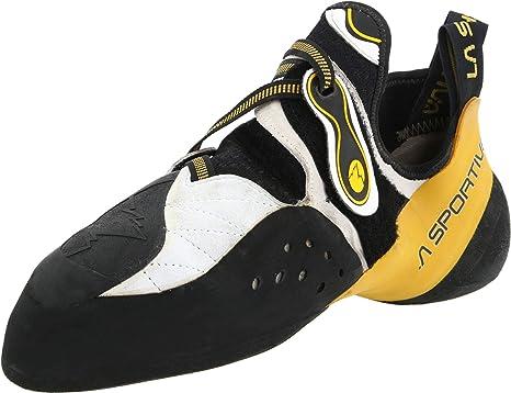 La Sportiva - Zapatillas de escalada para hombre Amarillo amarillo