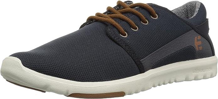 Etnies Scout Sneakers Herren Blau (Navy/Gold)