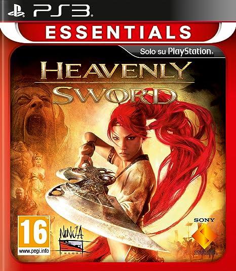 Heavenly Sword Essentials Amazon Co Uk Pc Video Games