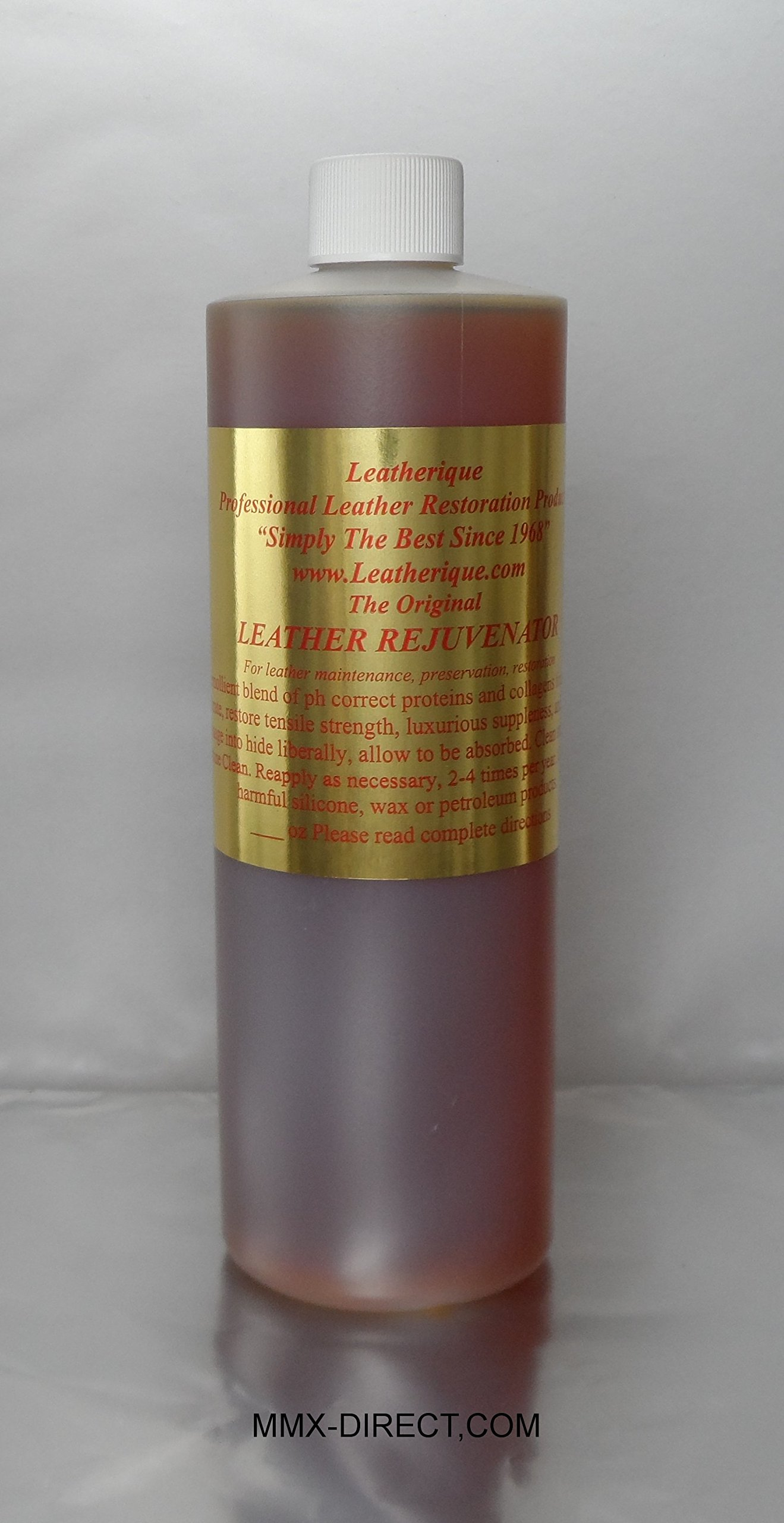 Leatherique Leather Rejuvenator/ Prestine Clean Pair 16 Oz