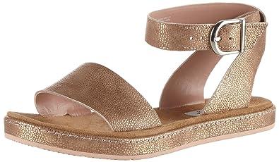 c6b821790 Clarks Women s s Romantic Moon Wedge Heels Sandals  Amazon.co.uk ...