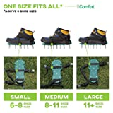 EEIEER Lawn Aerator Shoes, Aerator Shoes with