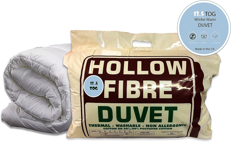Conjugate Hollowfibre 4.5 tog Duvet