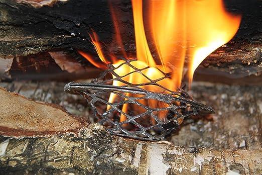 Blazaball - Encendedor de Fuego/Jaula de Arranque para barbacoas ...