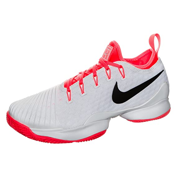 Tennis Chaussures Hc Weiß Zoom React Femme Air Nike Ultra De f61qSPT