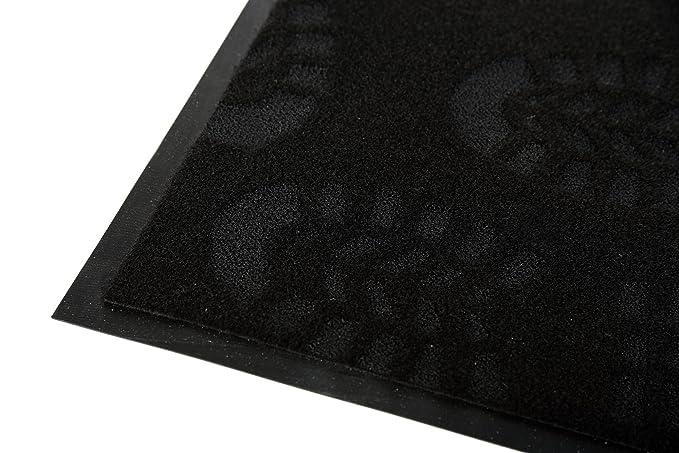 Sansibar – Felpudo atrapasuciedad Premium, Extremadamente Resistente, exterior  e Interior, se puede lavar, libre de PVC, para limpiarse en puerta, entrada,  ...