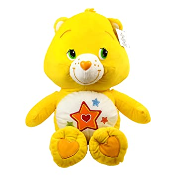 Osos Amorosos - Peluche Amarillo Oso Superstar 70 cm