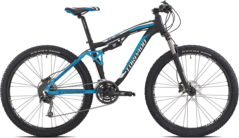 Torpado bicicleta MTB Full rebel 27,5