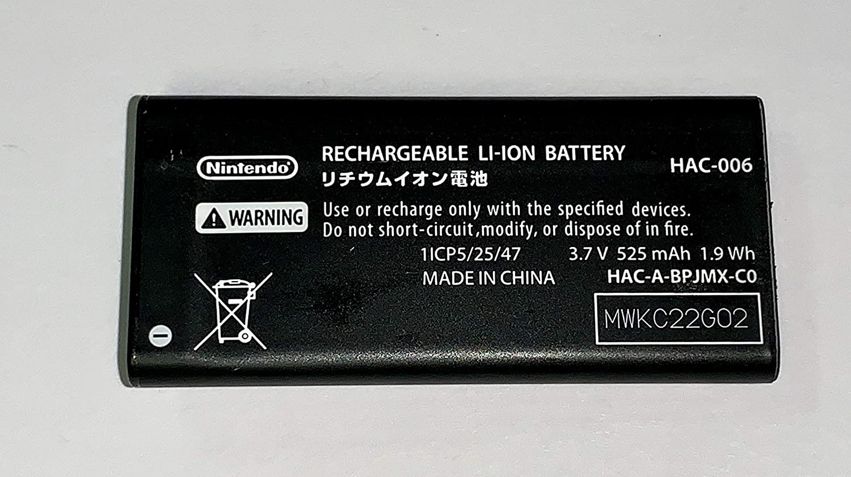 Amazon.com: Batería de repuesto compatible con Nintendo ...