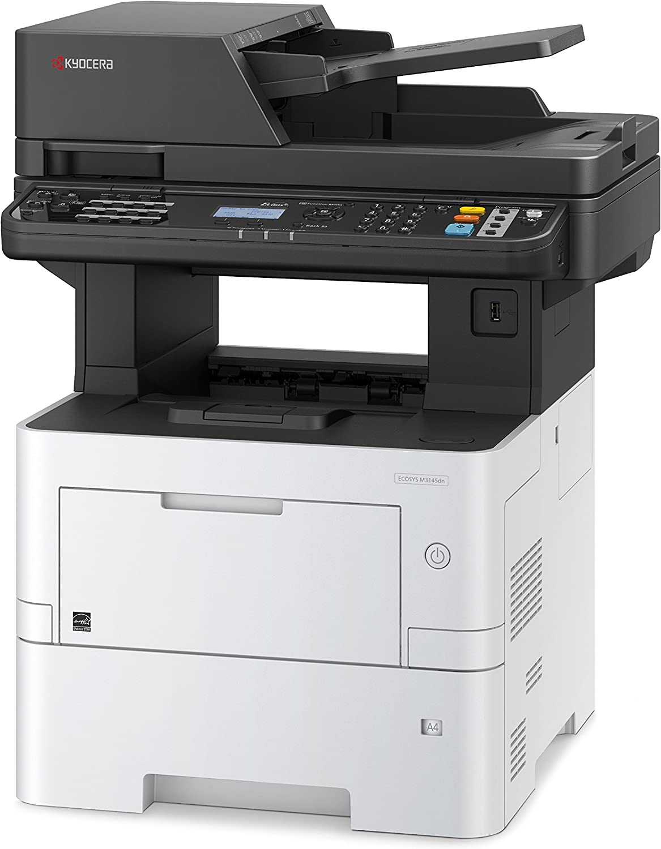 Kyocera Ecosys M3145dn, Impresora láser multifuncional blanco ...