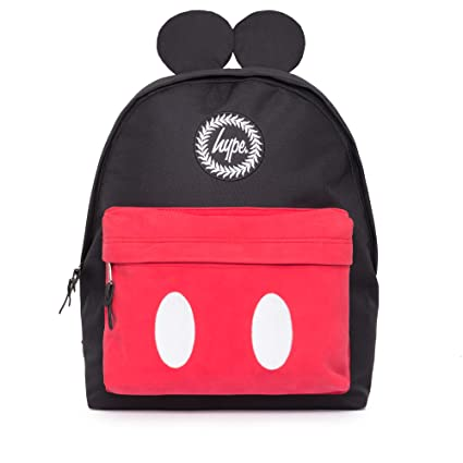 Hype X Disney Backpack Official Mickey Mouse Ears  518117a33a78b