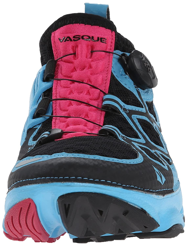 Vasque Women's Ultra SST Trail Running Shoe B00KYT12FY 9.5 B(M) US|Horizon Blue/Bright Rose