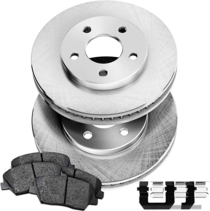 For 2002-2006 Toyota Camry Brake Pad Set Front Bendix 16498TF 2003 2004 2005
