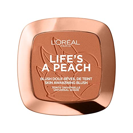 LOréal Paris Wake Up & Glow Colorete Universal 01 Eclat Peche