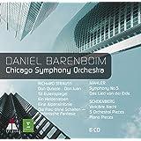 Daniel Barenboim dirigiert Richard Strauss / Mahler / Schoenberg